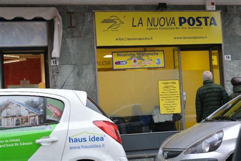 ufficio postale erba quot la nuova posta quot in piazza matteotti inaugura domenica