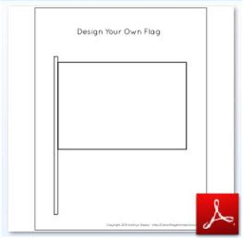 design your own flag kindergarteners go around the world week 25 wemmicksville