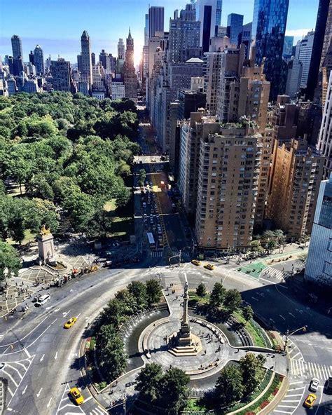 Columbus Circle By Scottlipps