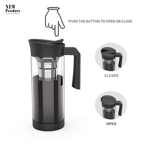 Coffee maker that makes iced coffee reviews in 2021. Ice Cold Coffee Maker Factory, Suppliers & Manufacturers China - Wholesale Cold Brew Iced Coffee ...