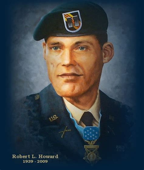 second most decorated soldier of all time robert l howard tribute website