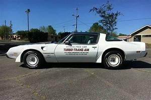 Pace Bird  1980 Pontiac Trans Am