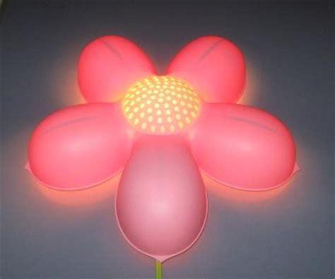 ikea smila blomma pink 14 quot daisy flower wall light l w
