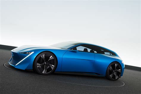peugeot car 8 show stopping details on the peugeot instinct concept