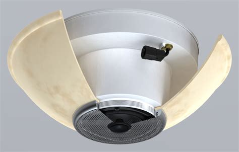 21623 52 inch concert ceiling fan with wireless sound system new bronze mounted