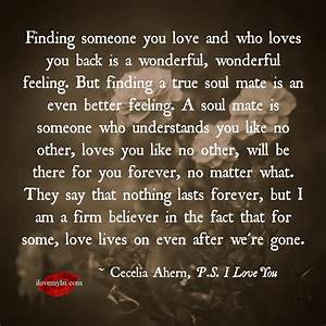 The 25 Most Rom... Love Feeling Quotes