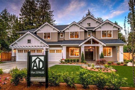 Modern Craftsman House Plans Yard — Modern House Plan