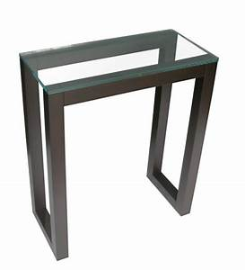 Tangent Sofa Table