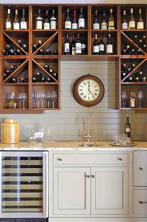 Wine Bar Decorating Ideas Home Wet Bar Wine Storage Wine