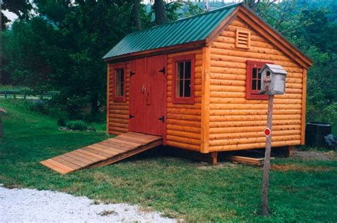 cabin shed kits from our saltbox series this 10 x 12 shed looks