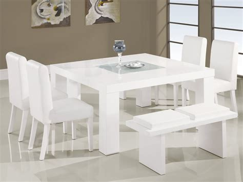 small white kitchen table with bench guide to small dining tables midcityeast