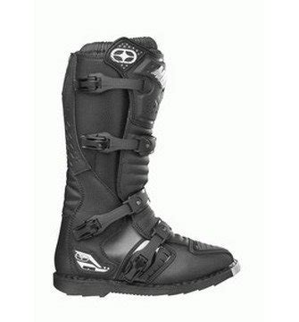no fear motocross boots no fear attack motocross mx enduro boots black uk 9 5