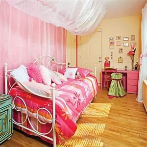 Chambre Fille Petit Espace : amnagement petite chambre fille cool ces ides devraient ~ Premium-room.com Idées de Décoration