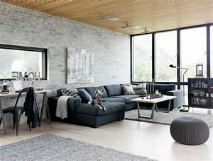 Welche Farbe Passt Zu Hellgrau : 1001 sofa grau beispiele warum sie ein sofa genau ~ Bigdaddyawards.com Haus und Dekorationen