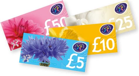 hta national garden gift vouchers at carrbank garden centre