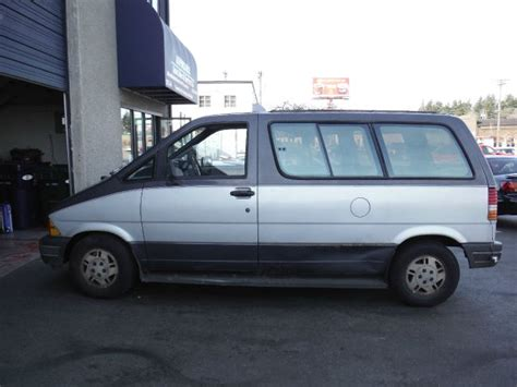 Ford Aerostar For Sale by 1989 Ford Aerostar For Sale