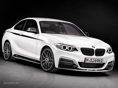 2019 Bmw 2 Series Coupe With M Performance Parts Car