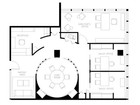 modern office building design layout small office floor plan small office floor plans Modern Office Building Design Layout