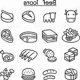 Meat Drawing Getdrawings sketch template