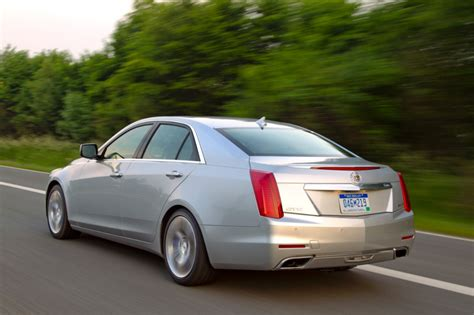 cadillac cts review top notch performance