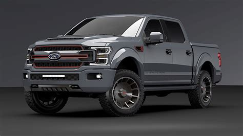 2019 harley davidson ford f 150 truck priced from 97 415 autoevolution