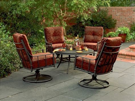 At Home Outdoor Furniture by Patio Cool Conversation Sets Patio Furniture Clearance
