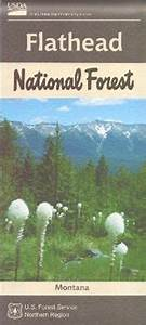 California Nautical Charts Flathead National Forest Map Montana National Forest Maps