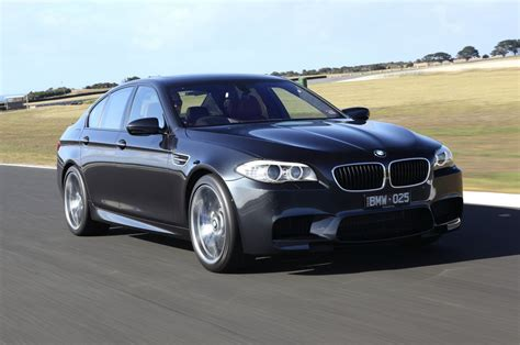 Review Bmw M5 bmw m5 review track test caradvice
