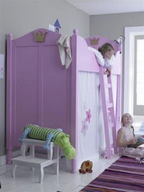 kinderkamer prinses op de erwt bed door deem quarto