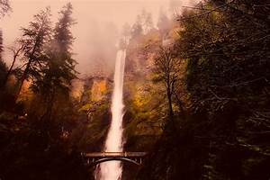 multnomah, falls, 1080p, , 2k, , 4k, , 5k, hd, wallpapers, free
