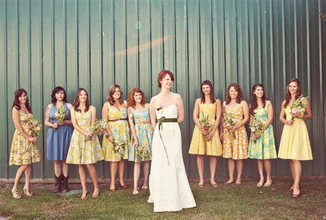 Handmade Washington Farm Wedding