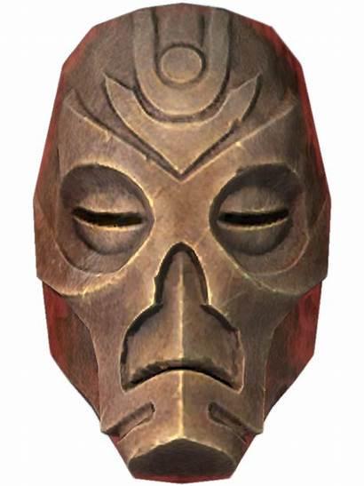 Mask Volsung Dragon Priest Norse Elder Nordic