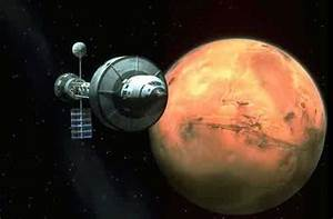 Manned Voyage to Mars - Pics about space
