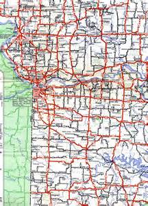Missouri State Highway Map Official