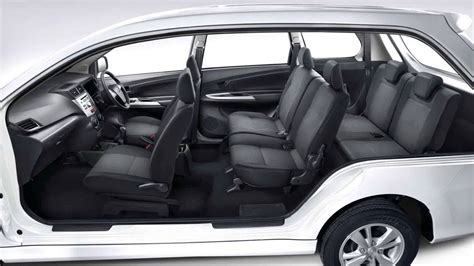 Toyota Avanza Photo by Toyota Avanza Review Powertrain And Technical Equipment