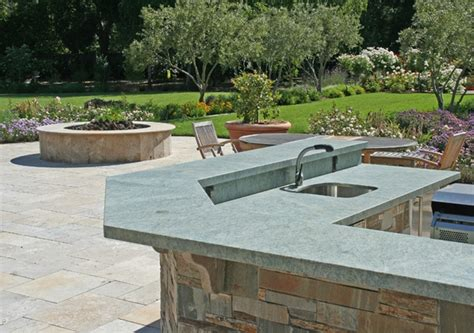 granite outdoor countertops best outdoor countertop ideas homesfeed