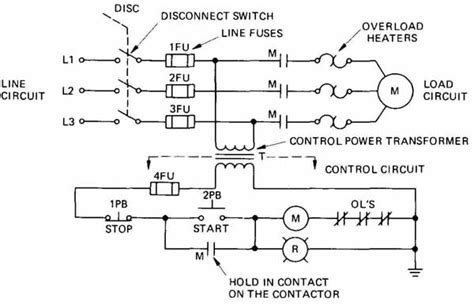 Electrical Electronic Drawing Industrial Controls