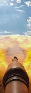 Artillery Fire Rocks the Desert Region Like an Earthquake ...