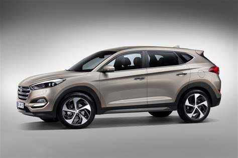 Allnew 2016 Hyundai Tucson Revealed With Stylish New