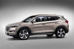 Hyundai Tucson 2016 : all new 2016 hyundai tucson revealed with stylish new design autoevolution ~ Medecine-chirurgie-esthetiques.com Avis de Voitures