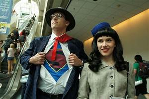 Classic Superman and Lois Lane cosplay. | All Hallow's Eve ...