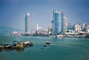 Xiamen Skyline, a photo from Fujian, East | TrekEarth