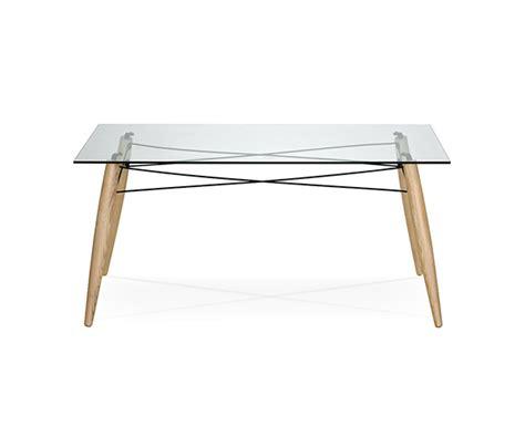 Tisch Holz Glas by Tisch Holz Tischbeine Esstisch Glas Tischplatte Tisch