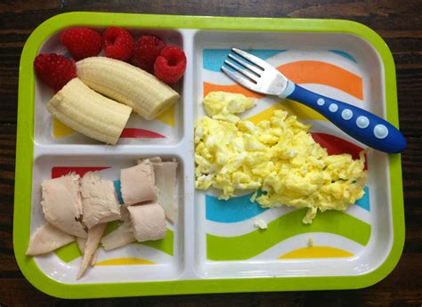 breakfast meals  toddlers