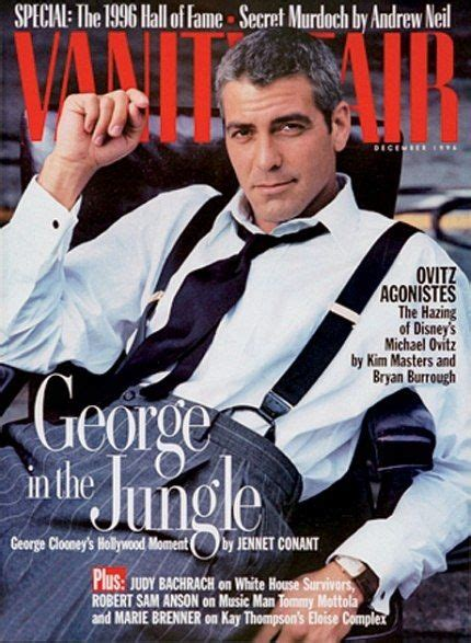 george clooney vanity fair photos vanity fair at 25 the covers magazine covers
