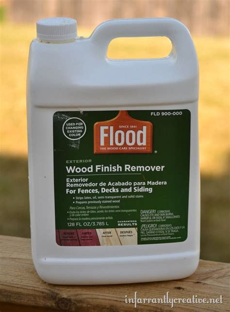 wood wax remover how to strip a deck infarrantly creative