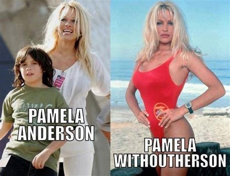 Pamela Meme - 28 hilarious celebrity name puns that will crack you up viral circus