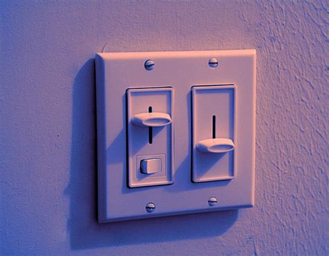 dimmer light switch 8 steps to installing dimmers nickle electrical