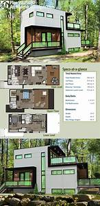Plan 90284PD: Modern Home Plan with Optional Lower Level ...