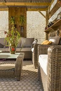Salon Jardin Rotin : salon de jardin en rotin le bon coin abri de jardin et ~ Melissatoandfro.com Idées de Décoration